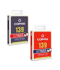 Kit-com-2-Jogo-de-Cartas---139-Truco---Vermelho-e-Azul---Copag