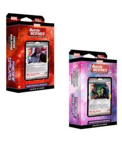 Kit-Decks-Battle-Scene---Marvel---Forcas-Malignas-e-Batalhas-Estrelares---Copag