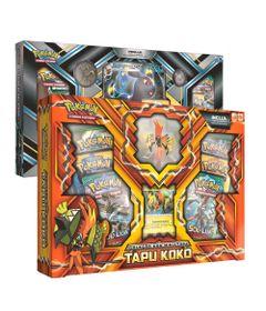 Kit-Jogos-Pokemon---Colecao-Premium-Umbreon-GX-e-Box-Deluxe-com-Miniatura---Copag
