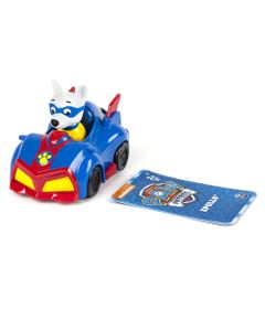 Carrinho-Patrulha-Canina---Roadster-Racer---Apollo---Sunny---Frente