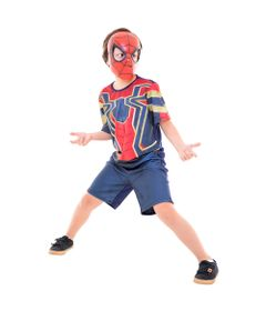 Fantasia-Infantil---Disney---Marvel---Avengers---Guerra-Infinita---Iron-Spider-Man---Global-Fantasias---G