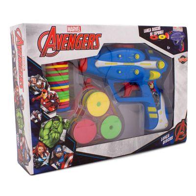 Lancador-de-Discos---Disney---Marvel---Avengers---Azul---Toyng