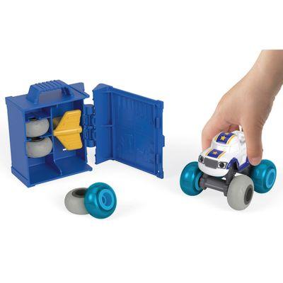 Mini-Veiculo-Customizavel---Blaze---Azul---Mattel