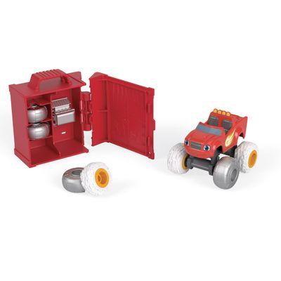 Mini-Veiculo-Customizavel---Blaze---Vermelho---Mattel