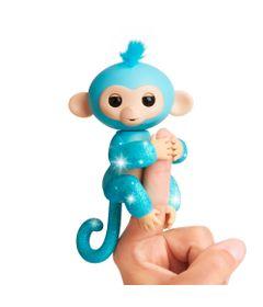 Agarradinhos---Fingerlings---Macaquinhos-Glitter---Azul---Candide
