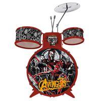 Bateria-Infantil---Disney---Marvel---Avengers---Guerra-Civil---Toyng