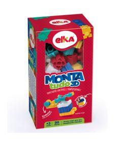 Blocos-de-Montar---Monta-Tudo-3D---50-Pecas---Elka