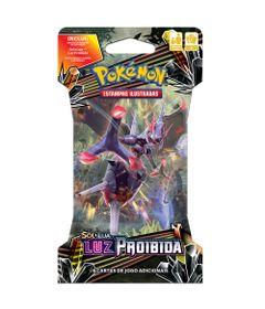 Deck-Pokemon---Blister-Unitario---Luz-Proibida---Necrozma-GX---Copag