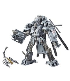 Figura-Colecionavel---27-CM---Transformers---Studio-Series---Blackout---Hasbro