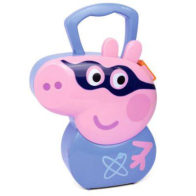 Maleta-Peppa-Pig---Kit-George-Super-Heroi---DTC