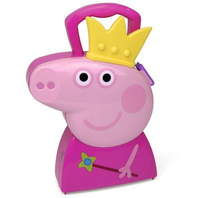Maleta-Peppa-Pig---Kit-Joias-da-Princesa---DTC