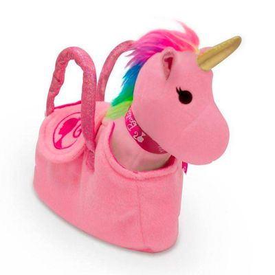 Pelucia---Unicornio-na-Bolsa---Barbie---Dreamtopia---Rosa---Fun