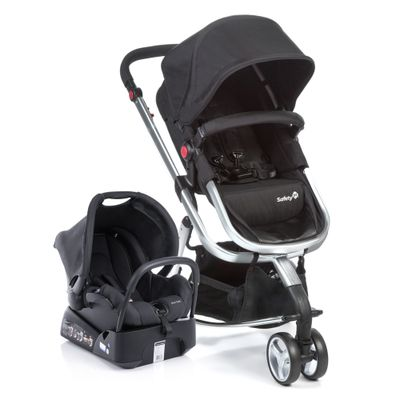 Travel-System---Mobi---Black-Silver---Safety-1St
