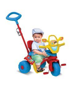 Triciclo-de-Passeio---Motoban---3-em-1---Vermelho---Bandeirante