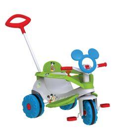 Triciclo-de-Passeio---Velobaby---Disney---Mickey-Mouse---Bandeirante