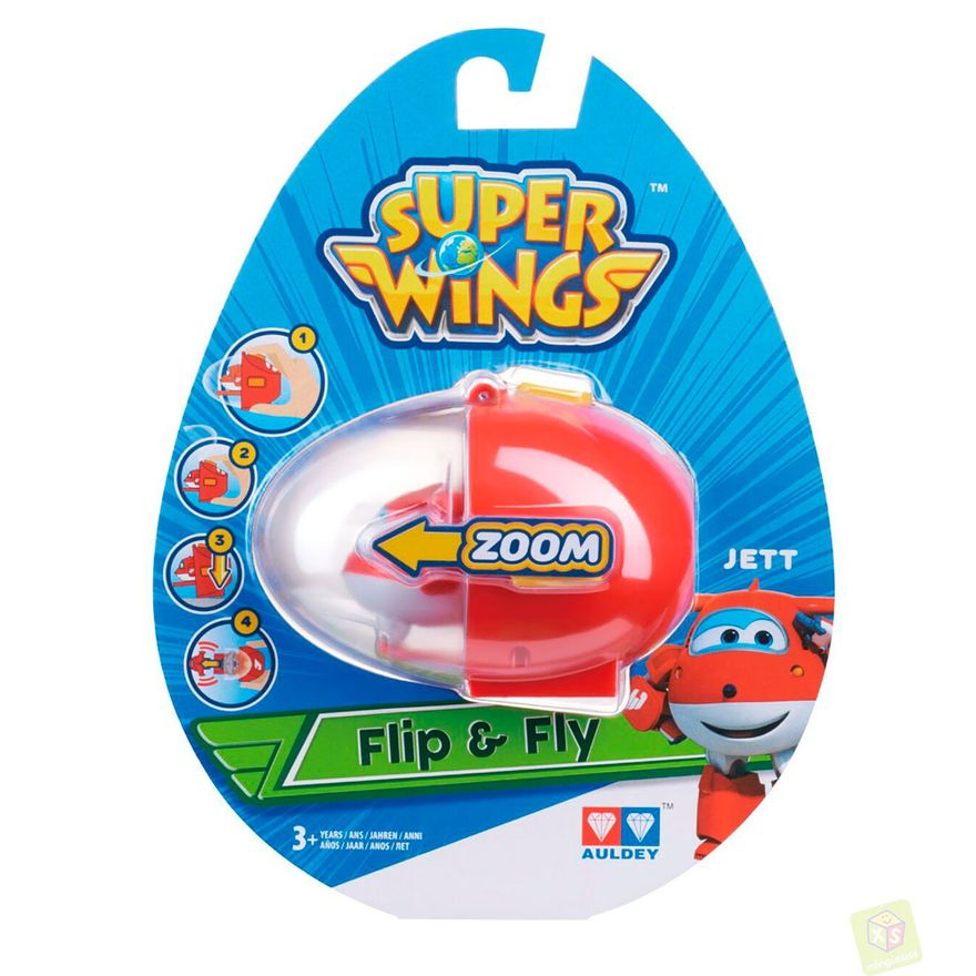 Mini-Veiculo---Super-Wings---Flip-And-Fly---Jett---Fun