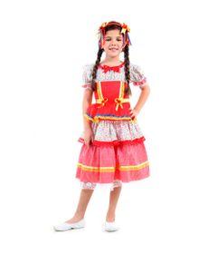 Fantasia-Infantil---Caipirinha-Vermelha-com-Chiquinhas---Sulamericana---G