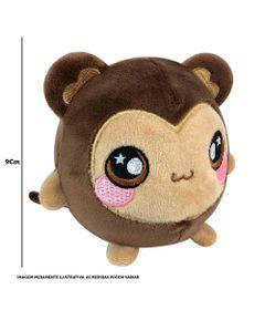 Mini-Pelucia---8Cm---Squishamals---Mila-a-Macaca---Toyng