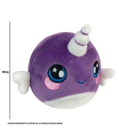 Mini-Pelucia---8Cm---Squishamals---Nellie-o-Unicornio-Marinho---Toyng