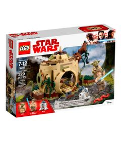 LEGO-Star-Wars---Disney---Star-Wars---Cabana-do-Yoda---75208