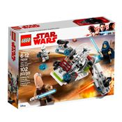 LEGO-Star-Wars---Disney---Star-Wars---Jedi-e-Clone-Trooper---75206