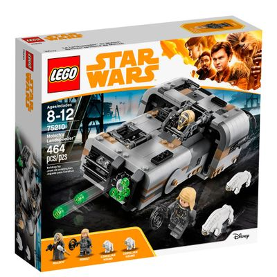 LEGO-Star-Wars---Disney---Star-Wars---Landspeder-Moloch---75210
