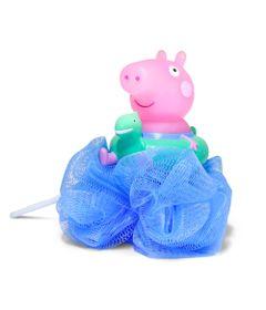 Espoja-de-Banho---Peppa-Pig---Azul---DTC