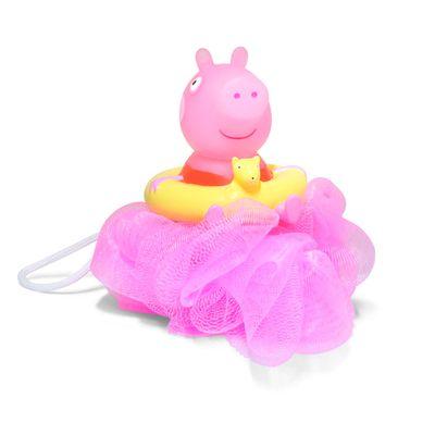 Espoja-de-Banho---Peppa-Pig---Rosa---DTC