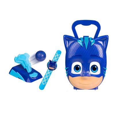 Maleta-e-Conjunto-de-Acao---PJ-Masks---Menino-Gato---DTC