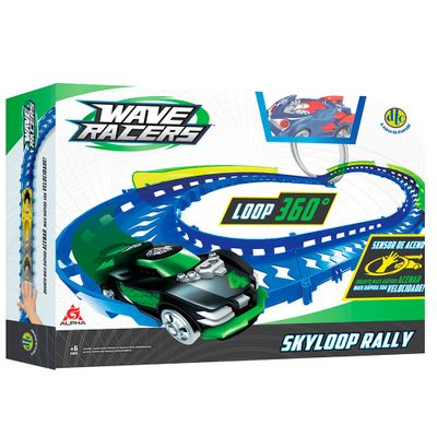 Veiculo-e-Pista---Wave-Racers---Skyloop-Rally---DTC