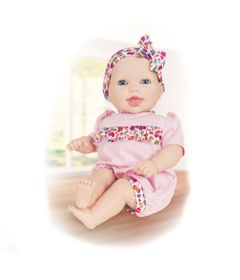 Boneca---43cm---Baby-Jr---Bebe-Dodoi---Cotiplas