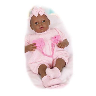 Boneca-Adora-Doll---Reborn---Ninos-Pesadinho---Morena---Cotiplas