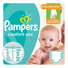 Kit-Fralda-Descartavel-Confort-Sec---Pampers-Selo