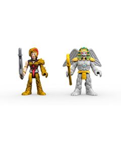 Mini-Figuras-Imaginext---Go-Go-Power-Rangers---Thunder-Megazord-e-Cabeca-de-Piranha---Fisher-Price