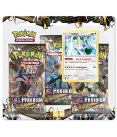 Deck-Pokemon-Triple-Pack---Sol-e-Lua---Luz-Proibida---Regigigas---Copag