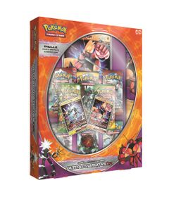 Jogo-Pokemon---Ultracriaturas-GX---Buzzwole-GX---Copag