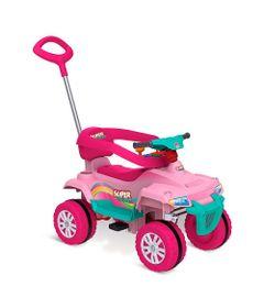 Mini-Veiculo-de-Passeio-Smart---Superquad-com-Pedal---Bandeirante