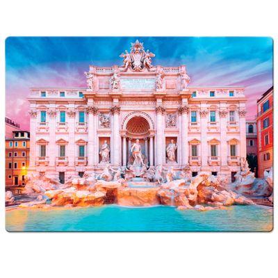 Quebra-Cabeca---Bella-Italia---Fontana-di-Trevi---500-Pecas---Toyster