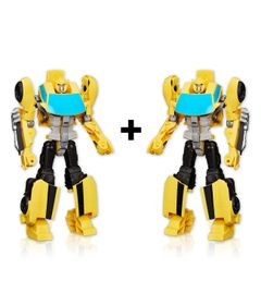 Kit-2-Figuras-Transformers---30-Cm---Bumblebee---Generations---Hasbro