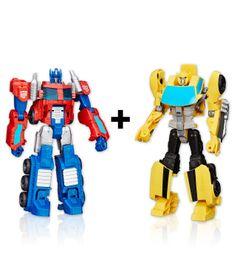 Kit-2-Figuras-Transformers---30-Cm---Optmus-Prime-e-Bumblebee---Generations---Hasbro
