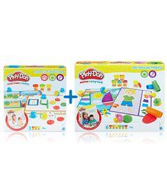 Kit-Massas-de-Modelar---Play-Doh---Aprendendo-Os-Numeros-e-Aprendizado-Sensorial---Hasbro