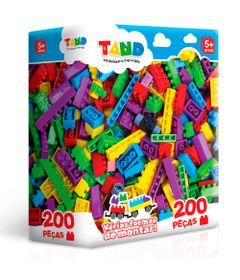 Blocos-de-Montar---Tand-Kids---200-Pecas---Toyster