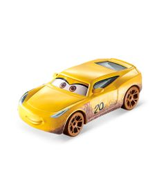 Carrinho-Die-Cast---Disney---Pixar---Cars-3---Cruz-Ramirez-como-Frances-Beltline---Mattel