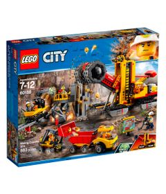 LEGO-City---Area-dos-Mineradores---60188