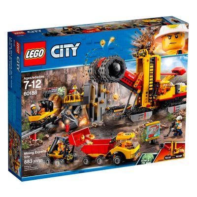 LEGO-City---Area-dos-Mineradores---60188