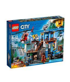 LEGO-City---Quartel-Policial-da-Montanha---60174