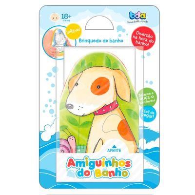 Brinquedo-de-Banho---Amiguinhos-do-Banho---Cachorro---Toyster