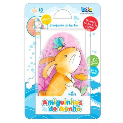 Brinquedo-de-Banho---Amiguinhos-do-Banho---Coelho---Toyster