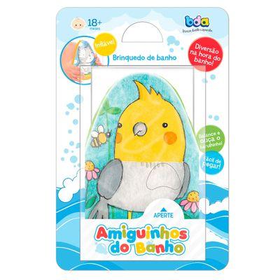 Brinquedo-de-Banho---Amiguinhos-do-Banho---Passarinho---Toyster