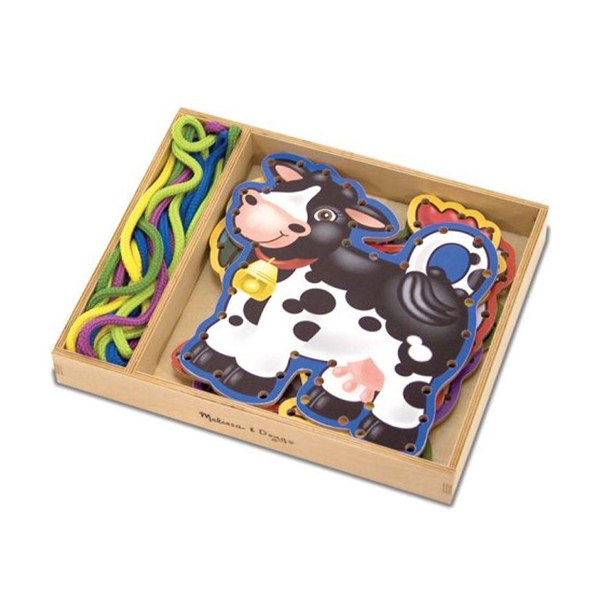 Brinquedo-Educativo---Ligue-os-Pontos---Animais-Fazenda---New-Toys